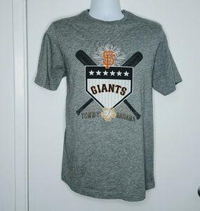 TOMMY BAHAMA Baseball SF Giants